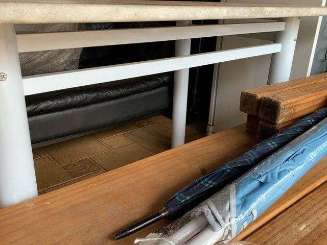 Base de mesa - pés de aço carbono  - Foto 2
