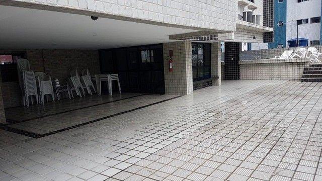 MY/ Lindo Apt em Boa Viagem, 114 M², 3 Qts, 1 Suite, Dep + Home, 2 Vagas, Piscina. - Foto 15