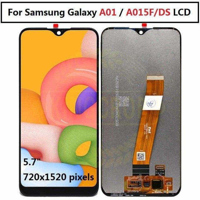 Tela / Display Para Samsung A01 Original - Instalação em 30 Minutinhos!