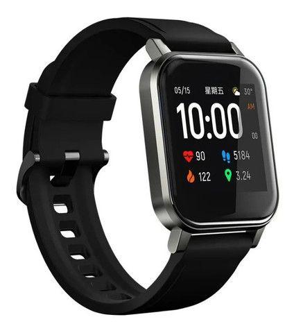 Pronta Entrega Original Relógio Smartwatch Xiaomi Haylou Ls02 Versão Global - Foto 3