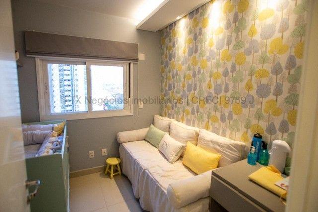 Apartamento à venda, 2 quartos, 2 suítes, 2 vagas, Vivendas do Bosque - Campo Grande/MS - Foto 17