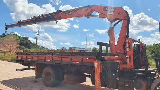 Caminhão Munck- Argos 20.500 toneladas  - Foto 3