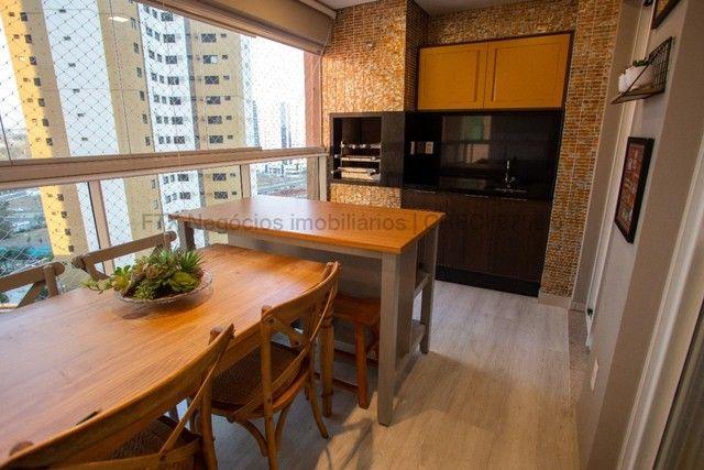 Apartamento à venda, 2 quartos, 2 suítes, 2 vagas, Vivendas do Bosque - Campo Grande/MS - Foto 4