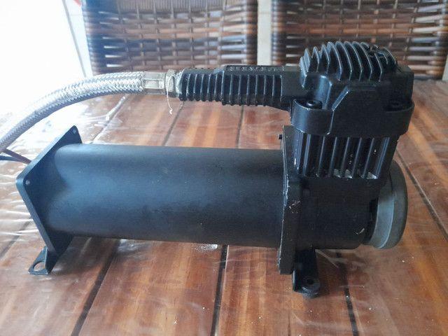 Compressor Suspensao a Ar Viair Usado!!! - Foto 4