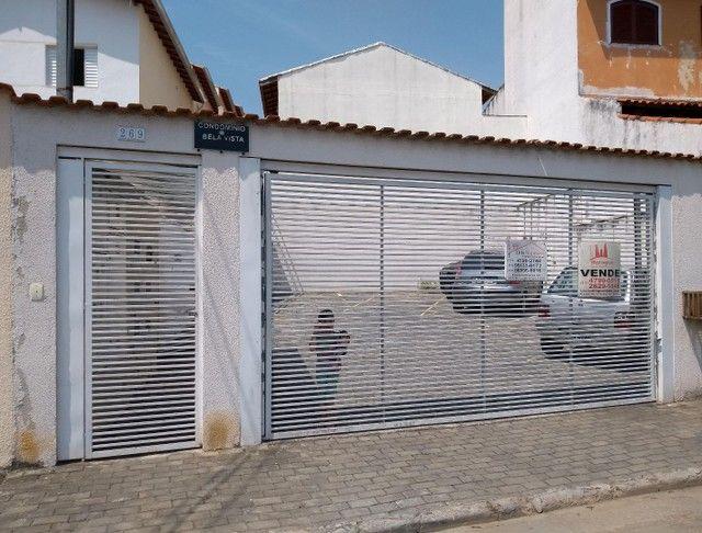 Casa 2 drm 1 vg em condomínio fechado no Mogi Moderno - Foto 2