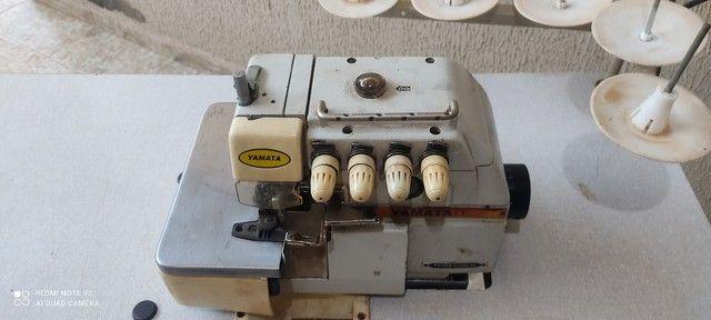 Máquina de costura Interlock - Foto 2