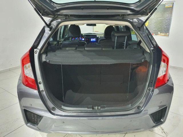 Honda fit 1.5 exl cvt automatica completo - Foto 3