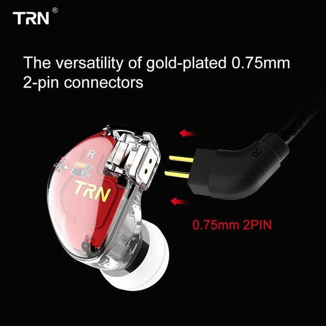 Fone Trn V30 + Case - Foto 2