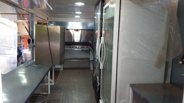 Trailer Top 5x2m Food Truck Direto da Fábrica Especialista - Foto 4