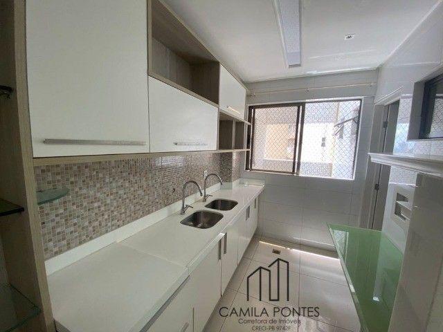 Apartamento à venda, 3 suítes, 164m², por 800 mil - Manaíra - João Pessoa-PB - Foto 5
