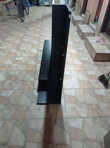 Rack e suporte para tv de até 50 polegadas - Foto 3