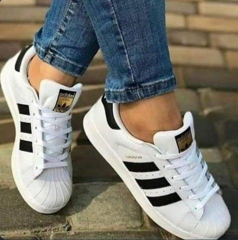 Tênis Adidas Super Star Unisex - Foto 3
