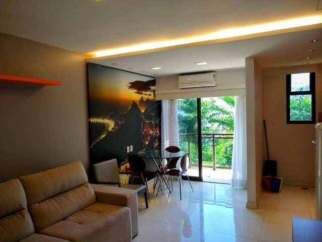 Flat com 1 dormitório à venda, 38 m² por R$ 1.400.000,00 - Leblon - Rio de Janeiro/RJ - Foto 2