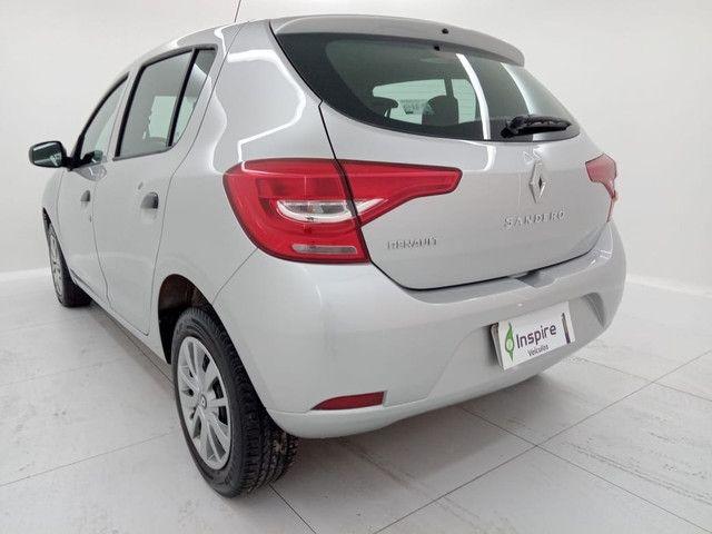 Renault Sandero 2020 Completo Flex - Foto 6