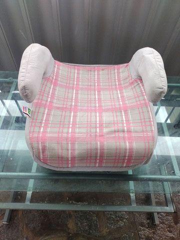 Cadeira de criança - Assento elevado.
