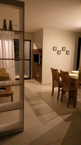 RB 075 Porteira Fechada -2 quartos 1 suite 55m² -Totalmente Mobiliado -Conselheiro Aguia - Foto 5