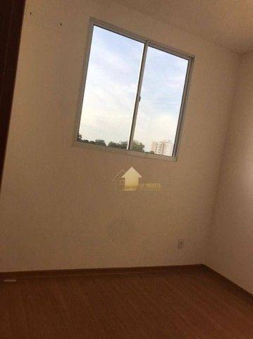 Apartamento com 2 dormitórios para alugar, 49 m² por R$ 1.100,00/mês - Jardim das Palmeira - Foto 6