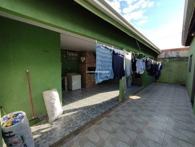 CAMPO GRANDE - Casa Padrão - Vila Palmira - Foto 12