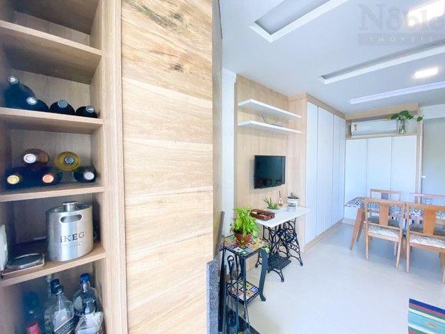 Apartamento com vista permanente para a Lagoa do Violão - Foto 13