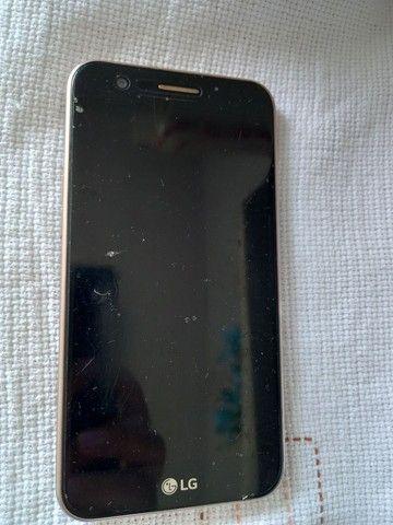 Celular  Lgk10 32gb memória  - Foto 2