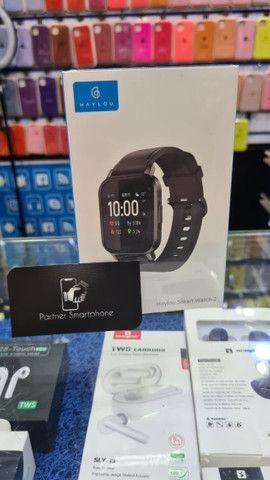 Pronta Entrega Original Relógio Smartwatch Xiaomi Haylou Ls02 Versão Global - Foto 4