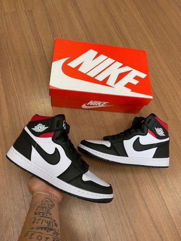 Tênis Nike Air Jordan 1 $200,00 - Foto 4