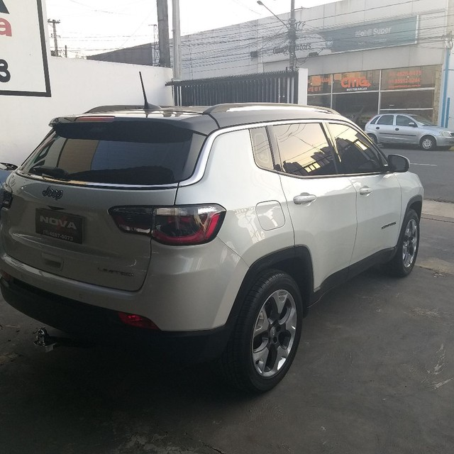 Jeep Compass Limited 2018  - Foto 3