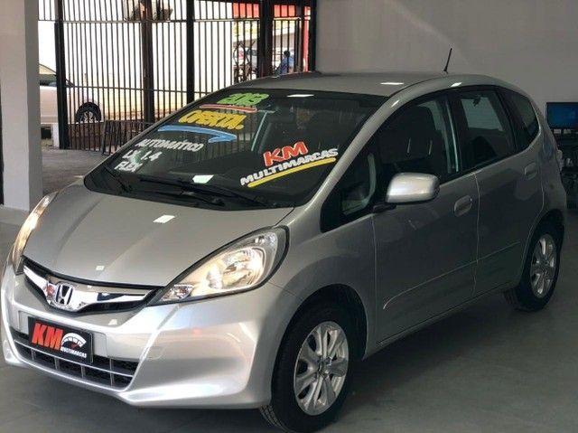 Honda Fit 1.4 Lx 2013 Aut. Muito Novo