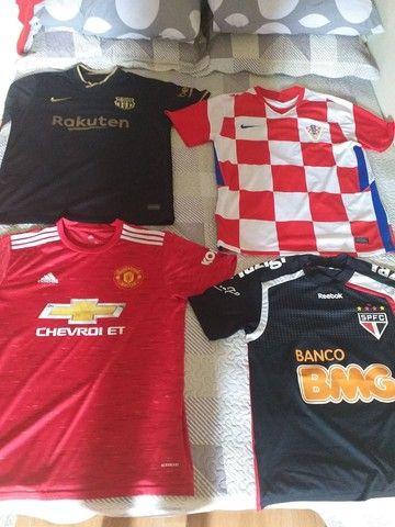 Camisas de clubes Taylandesas