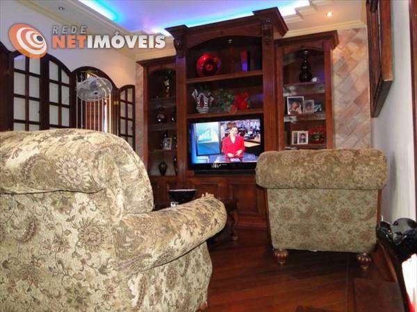 Casa à venda com 3 dormitórios em Céu azul, Belo horizonte cod:505201 - Foto 5