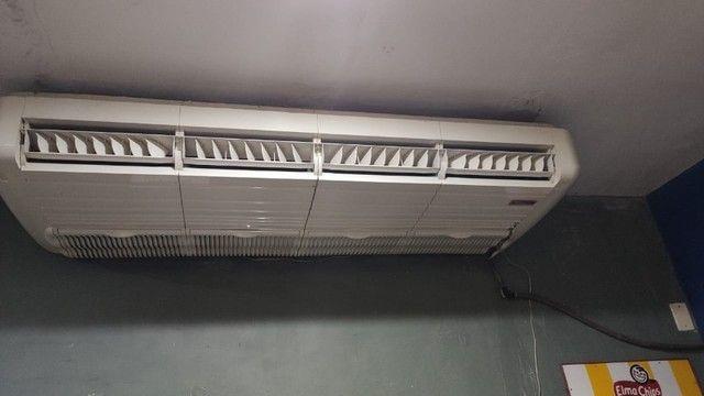 2 Aparelhos De Ar Condicionado (48.000btus + 60.000btus) - Foto 3