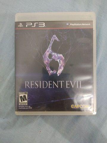 3 jogos de PS3 - Foto 4