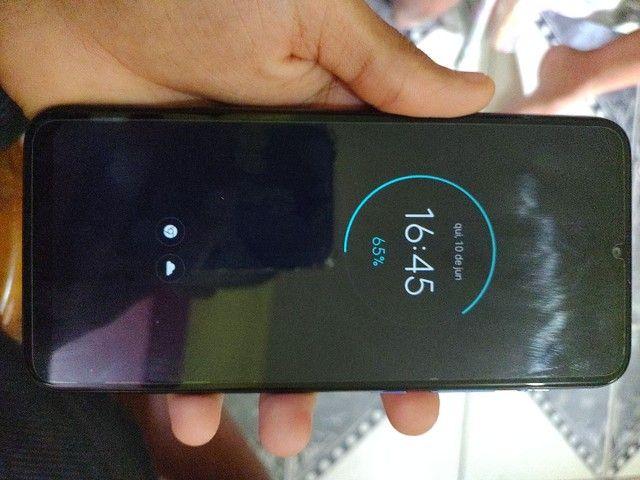 Smartphone/celular Motorola one fusion 128gb 2 meses de uso todo novo