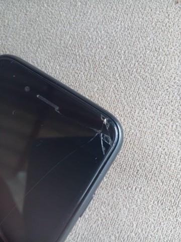 Troco iPhone 6 64 Gb bateria 100% por Android ou pc gamer - Foto 4