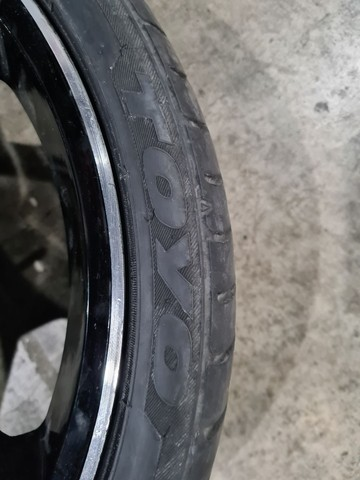 Jogo de Rodas Mercedes AMG Aro 19*Maravilhosas*Pneus Novos* - Foto 5