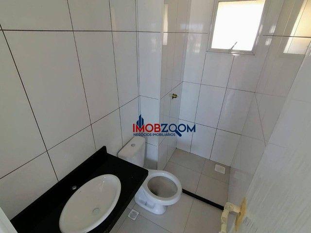 Apartamento com 3 dormitórios à venda, 76 m² por R$ 739.559 - Luciano Cavalcante - Fortale - Foto 14