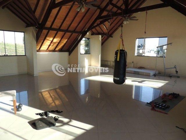 Casa de condomínio à venda com 5 dormitórios em Paquetá, Belo horizonte cod:478247 - Foto 16