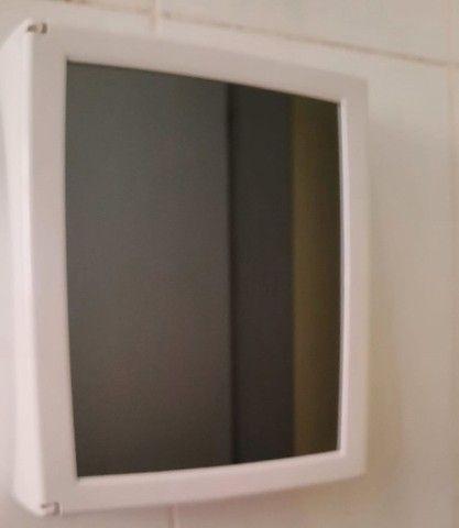 Armario banheiro com espelho - Foto 3