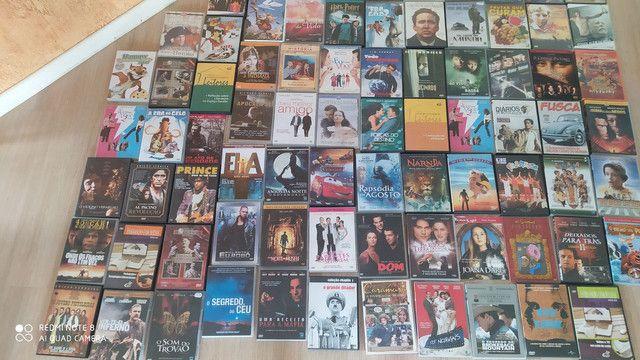 Vendo DVDS , vários títulos a R$ 6,00 cada. - Foto 5