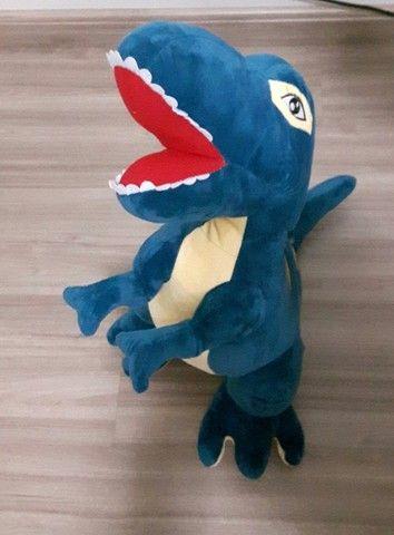 Dinossauro Pelúcia 60 cm - Foto 3