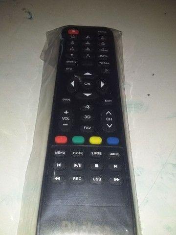 Controle de tv Philco