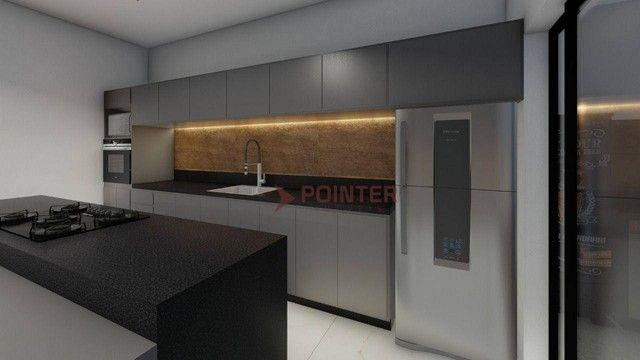 Sobrado com 4 dormitórios à venda, 615 m² por R$ 1.899.000,00 - Condomínio do Lago - Goiân - Foto 11