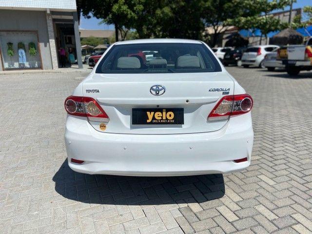 Toyota Corolla GLI Automático Modelo 2013 - Foto 6