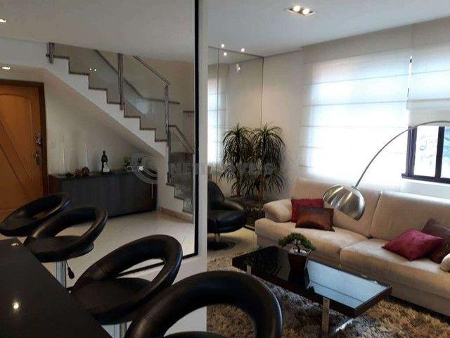 Apartamento à venda com 4 dormitórios em Liberdade, Belo horizonte cod:394024 - Foto 8