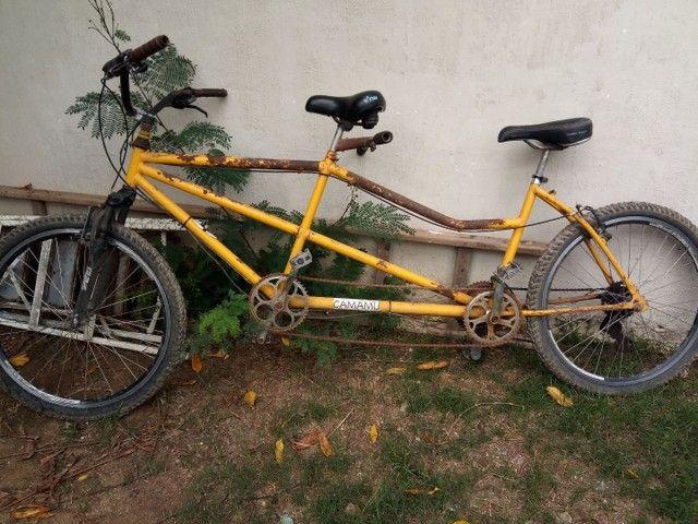Bike 2 lugares