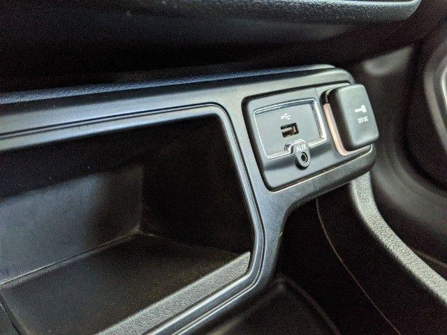 Jeep Renegade 1.8 Flex Longitude Automático 2019 Branco! - Foto 15