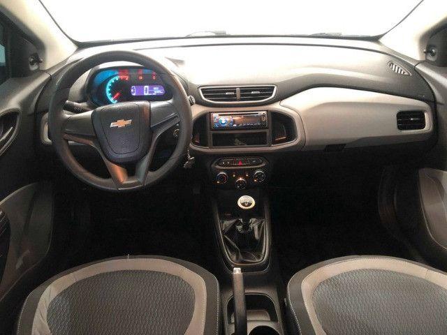 Chevrolet Onix 1.0 LT 2015 Prata 46.900 KM - Foto 7