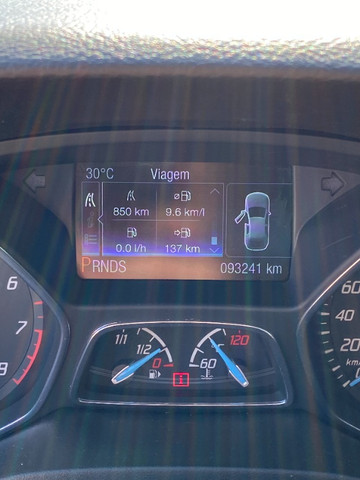 Ford Focus Teto Solar 2.0 Titanium Plus Sedan 16V Flex 4P PowerShift - Foto 10