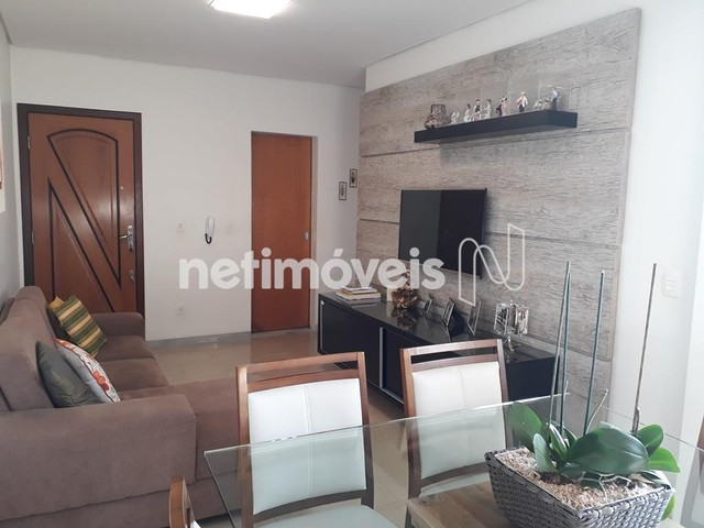 Apartamento à venda com 3 dormitórios em Caiçaras, Belo horizonte cod:739959 - Foto 3