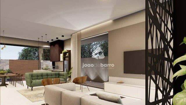 Campo Grande - Casa de Condomínio - Jardim novos estados - Foto 3
